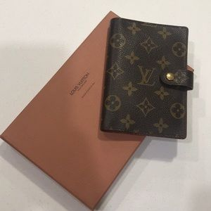 Louis Vuitton Agenda PM Pre-loved